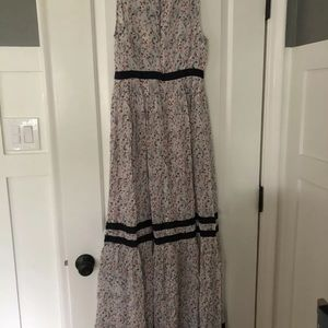Anthropologie Dresses - Anthropologie Tracy Reese Parida Floral Maxi Dress